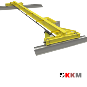 Мостовой кран опорный 1