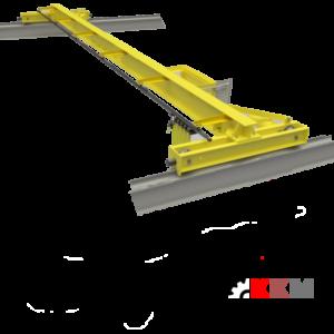 Мостовой кран опорный
