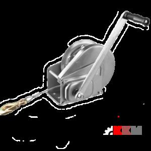 Подъемная лебедка