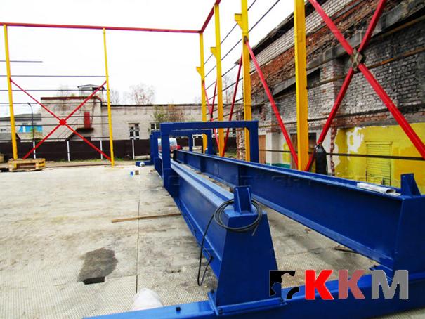 Кран мостовой двухбалочный 10 тонн